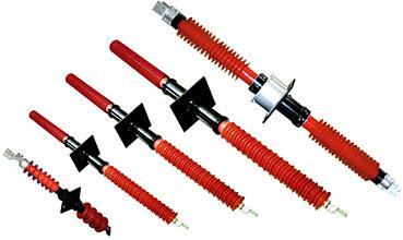 Varieties of high voltage wall bushings by RHM International