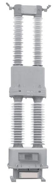 RHM Custom Designed Dual Stacked Transformer Bushing