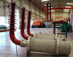 RHM Custom Designed High Voltage Components
