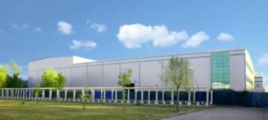 RHM manufacturing facility