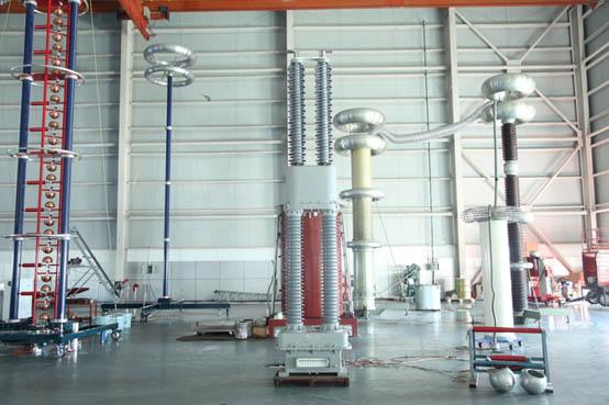 RHM-Current-Transformer--LRGBJ-ZH-300-in-routine-tests-1