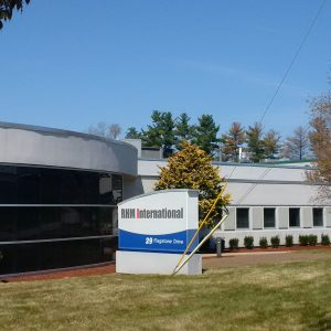 RHM International New US Manufacturing Site