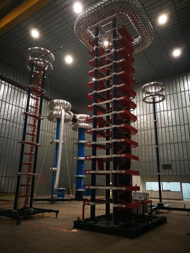 Testing Bay - HV Testing Facility RHM International
