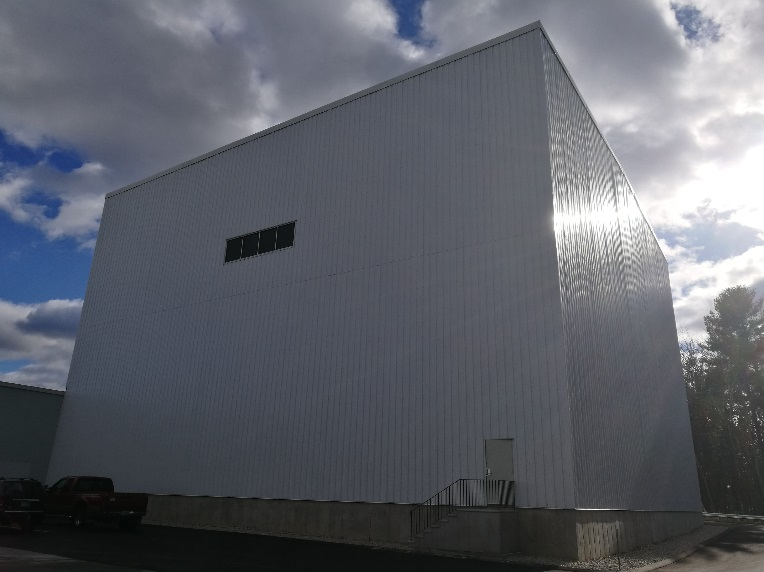 RHM High Voltage Testing Facility NH - exterior