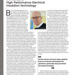 Interview: High-Performance Electrical Insulation Technology