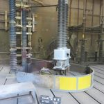 Internal arcing test of 245 kV HV DryShield® CT After Test Result