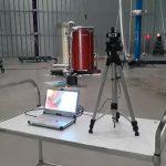 HD Camera Setup in RHM Intl High Voltage Lab